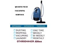 CLEANERS WANTED WESTMINSTER AREA (w2)