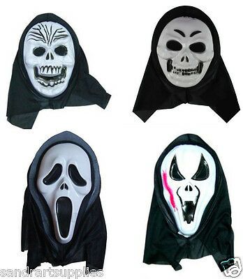 Halloween Mask Party Costume Ghost Mask for Adult Men Halloween Costume](Ghost Costumes For Halloween)