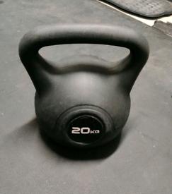 Fitness Kettlebell 20kg