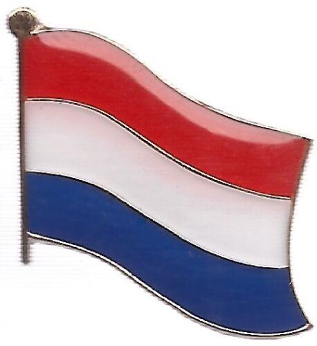 LOT OF 12 Netherlands Flag Lapel Pins - Netherlands Flag Pin