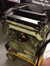 Ford Duratec 2.0 L Engine, with Mountune 185 kit fitted.