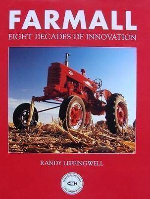LIVRE NEUF : FARMALL TRACTORS/TRACTEURS 80 YEARS TRACTOR/TRACTEUR