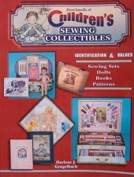 Boek : Children's Sewing Collectibles - Price Guide