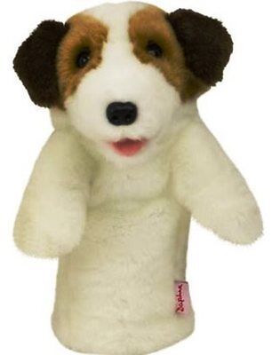 - Jack Russell Terrier Golf Club Head Cover
