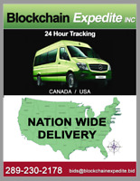 NEEDED: CARGO VAN DRIVER for CROSS BORDER DELIVERIES