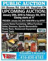 WE WILL BUY YOUR USED RESTAURANT EQUIPMENT! AUCTION LIQUIDATION