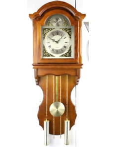 Vintage Waltham Tempus Fugit 31 Day Wall Clock Morley Bayswater Area Preview