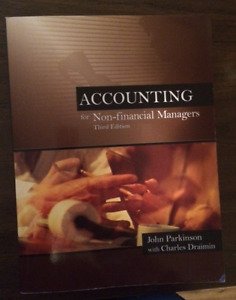 Accounting for Non-Financial Managers