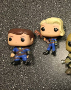 Fallout Funko Pop Vinyl Action Figures