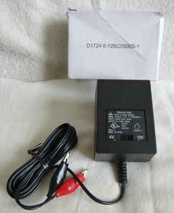 6-12VDC TRICKLE BATTERY CHARGER