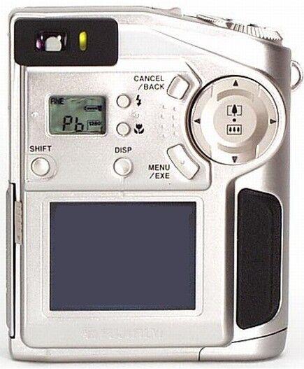 Fuji MX-1700 ZOOM Digital Camera + Case