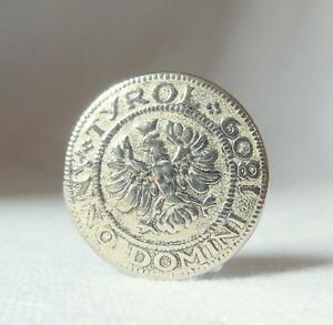 1809 Tyrol Domini Button