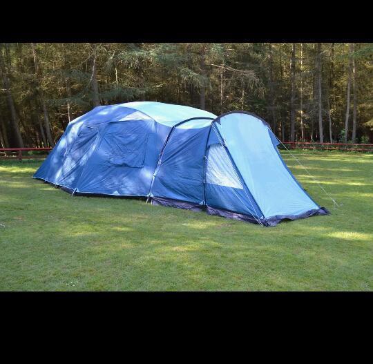 Vango Aspen 700 Dlx Tent 7 Man In Sunderland Tyne And