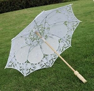872bed947 White Wedding Umbrellas | Buy New & Used Goods Near You! Find ...