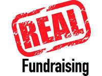 Roaming UK Door to Door Fundraising - Progression Opportunities - Guaranteed weekly wage
