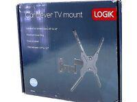 """Tv mount Logik 26-37"""" RPR 30£ (full motion)"""