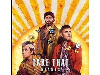 Take that ticket - Saturday 13th May
