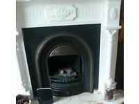 Fireplace £150