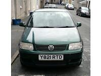 For Sale! 2001 VW Polo, 11 month MOT
