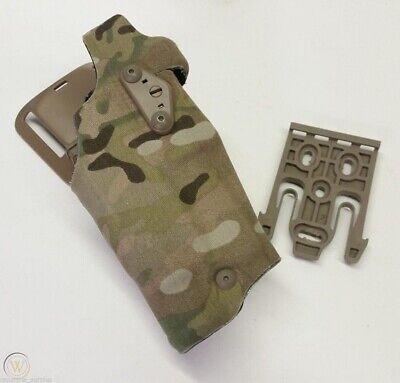 Safariland 6354do-832-701 Als Optic Multi-cam Rh Holster Fits Glock 1722