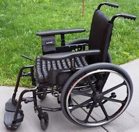Wheelchair and ROHO Cushion - PRICE REDUCED!!!