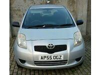 Toyota Yaris T2 1.0L VVTI 2006 £975