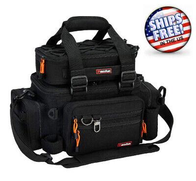 BEST Tackle Bag Fishing Box Large Storage Shoulder Backpack Waterproof,