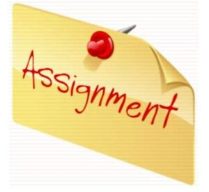 Assignment & Online course help (A+ guarantee)!
