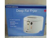 Temp control Deep fat fryer