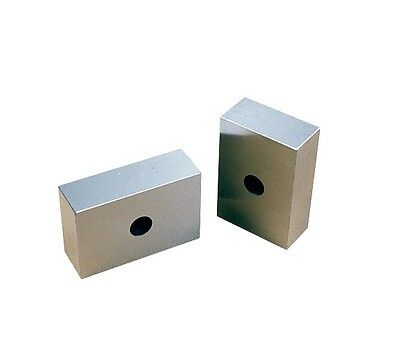 1-2-3 Blocks Set 1 Hole Ultra Precision