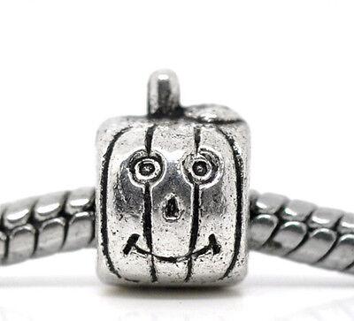 Sonriente Jack - o - Linterna Calabaza Halloween Cuenta Espaciadora para ()