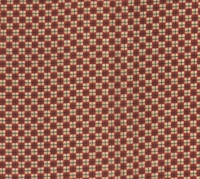 Autumn Flannel Autumn Flannel - Debbie Mumm Autumn Check Flannel Quilt Fabric - 7/8 Yard Piece