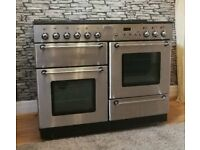 Tecnik 110cm Range Cooker - Can deliver if needed