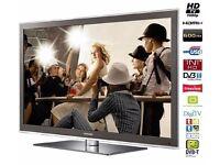 Home cinema - 63 Samsung Full HD 1080p 3D TV & Samsung 5.1 speakers & 3D glasses