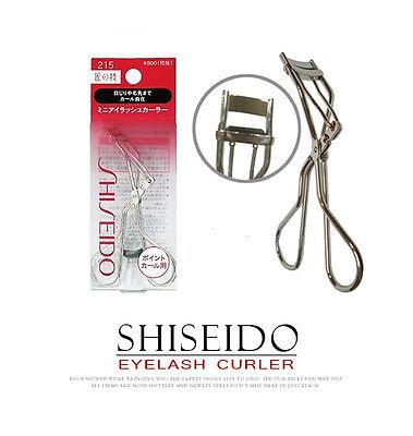 SHISEIDO] Japan No. 215 Mini Partial Eyelash Curler with 1 FREE ...