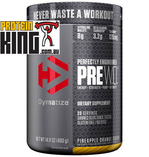 Dymatize Nutrition - PreWO Perfectly Engineered Pre-Workout