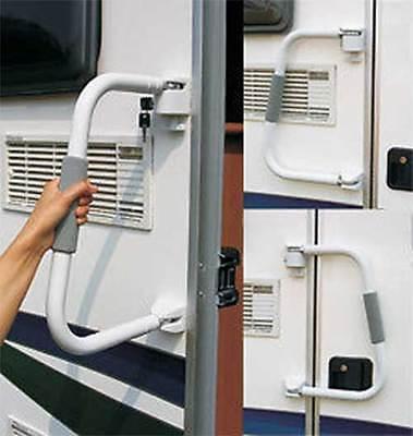 Fiamma Security 31 Door Handle Lockable Secure Caravan Motorhome Free Delivery