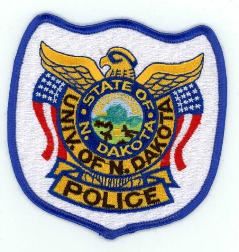 UNIVERSITY OF NORTH DAKOTA ND POLICE NICE COLORFUL PATCH SHERIFF