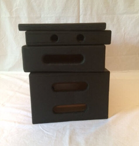 New Apple Box Set (Black) for Film/Stage/Studio Grip