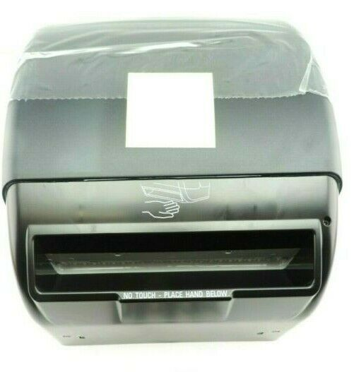 Monogram Paper Towel Roll Dispenser Automatic Hands Free 873794
