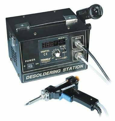 New Temperature Controlled Vacuum Desoldering Station Home Power Tool