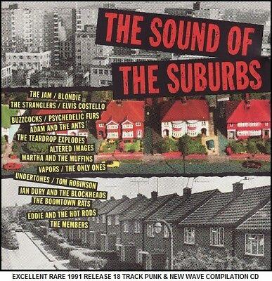 Best Greatest New Wave Punk Hits CD Undertones Tom Robinson Buzzcocks