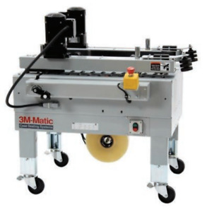 3M-Matic  Case Sealer 800ab3 with3MTM AccuGlide 3 Taping Head
