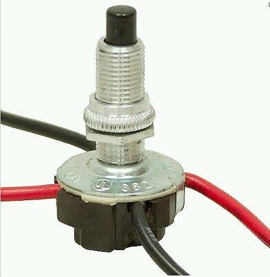 LEVITON 382 Fluorescent Starter  Push Button switch F.L.S. 40 watt 388
