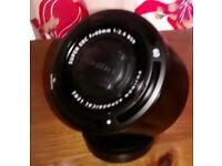 Fujinon aspherical lens xf=60mm