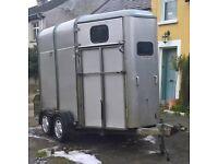 Ifor Williams horsebox, horse box, classic model, 505