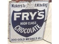 Always Wanted Advertising items and Stoneware