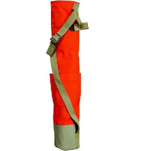 SECO 48 Inch Lath / Stake Bag w/ Pockets Heavy Duty Rhinotek Cordura 8101-20-ORG