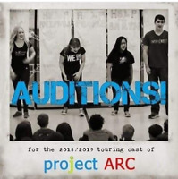 project ARC Auditions