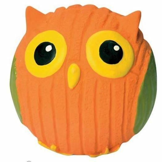 Dog Toy Hugglehounds - Poppy the Owl - Ruff-Tex  Small or La